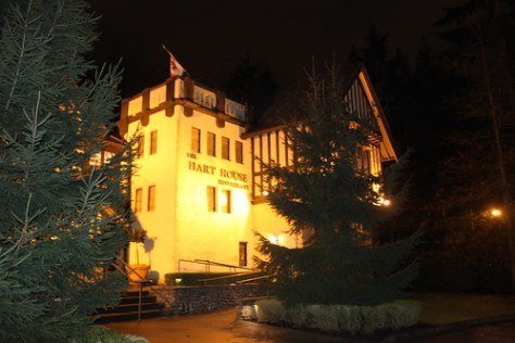 Harhouse at Night