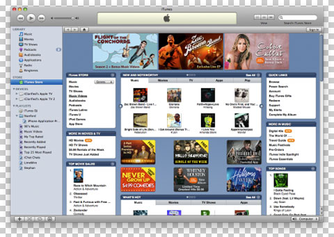 Descargar Itunes 9: Version gratuita para reproducir musica
