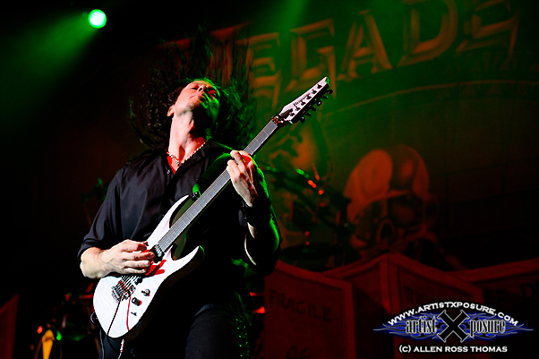 Chris Broderick of Megadeth