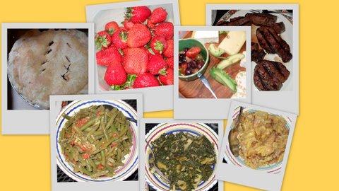Memorial Day Weekend Food