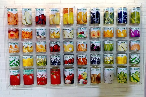 tinned fruits and more