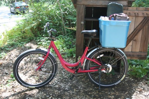 Ghetto Bike Camping