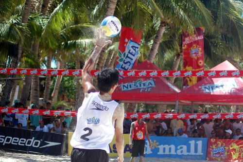 Nestea Fit Camp Hot Day 2 - Beach Sports Photography (51)