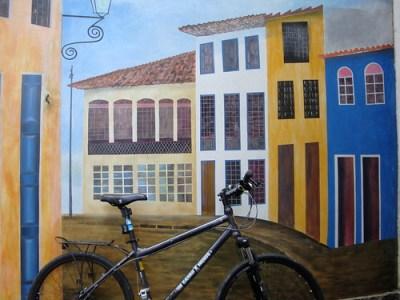 Cidade e Bicicleta