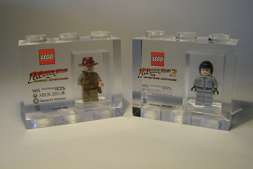 Lego Traveller's Tales Video Games Indiana Jones