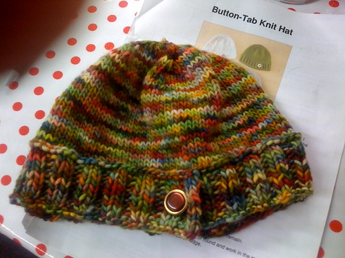 Finished hat!