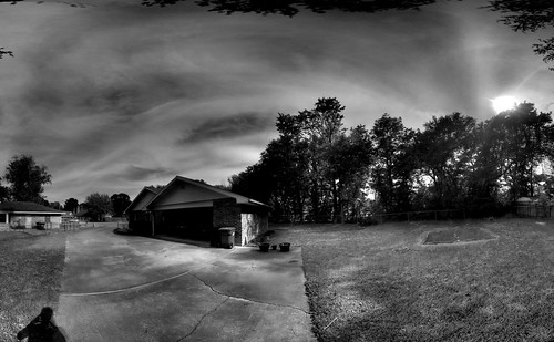 A cool pano I took of my house!