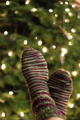 new christmas socks