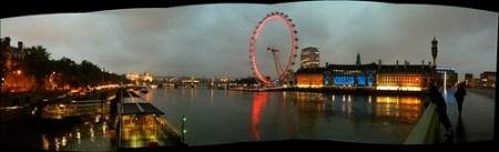 Scenes from London