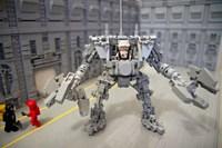 LEGO Exo-Suit