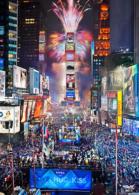 New Year´s Eve - Times Square