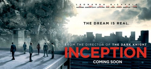 Inception Banner poster 1