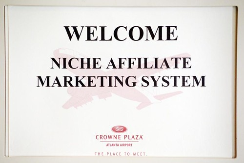 Niche Affiliate Marketing System (NAMS) Workshop 3