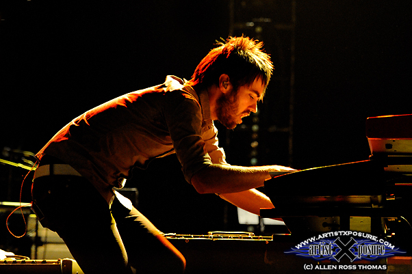 Mutemath's Greg Hill live photo