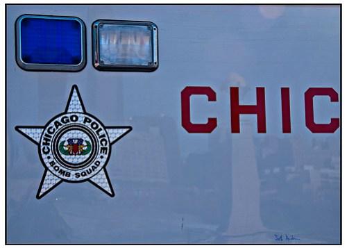 Chicago Police Bomb Squad