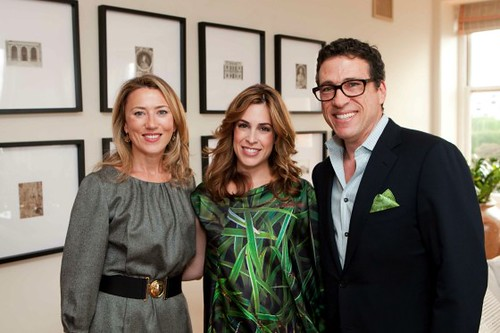 Become a Tastemaker, Design tastemaker Ronda Carman was honored recently at a cocktail party hosted by Alison Pincus and Susan Feldman co-founders of One Kings Lane, Scot Meacham Wood and Alexis Traina.