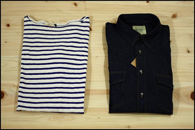 Muji Striped - Local Chambray Shirt