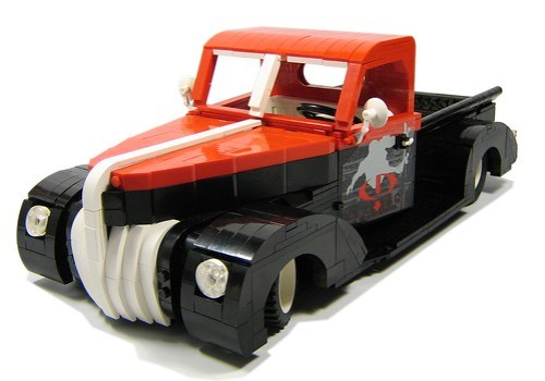 LEGO 1940 Ford pickup truck