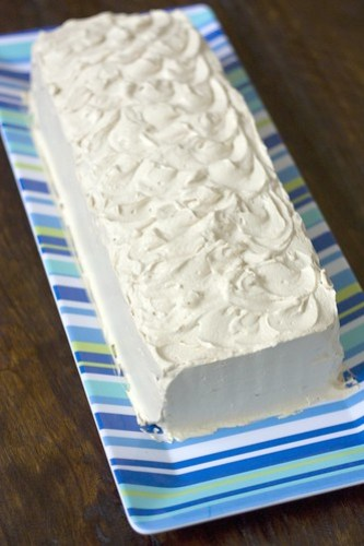 Coffee Spiked Tres Leches Cake