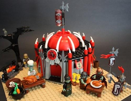 LEGO Castle goblin