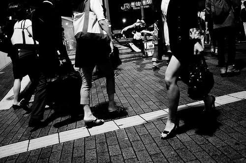 Tokyo shadows