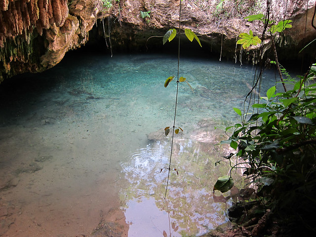 Cenote Calimba / Kalimba