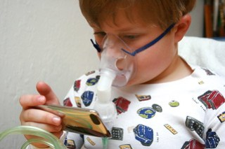 Pneumonia and iPod Touch