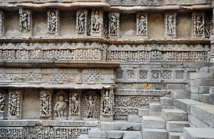 Scottish Ten to capture Rani Ki Vav Stepwell
