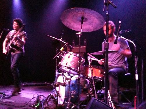 White Denim @ The Indy, SF 1/20/10