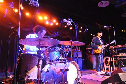 Soulive @ Brooklyn Bowl, Brooklyn, NY, 3/9/10