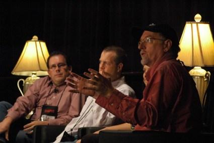 TBD.com team speaking at ONA10