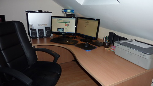 Workstation Layout
