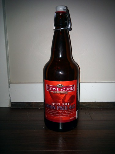 4553213905 eb20419aba Howe Sound Brewing   Devils Elbow India Pale Ale (NorthGeek Beer Review Series)