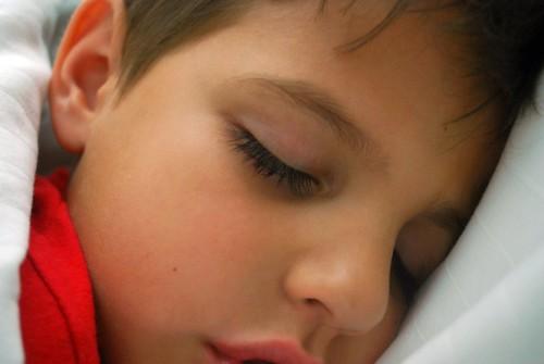 Sleeping Mikey