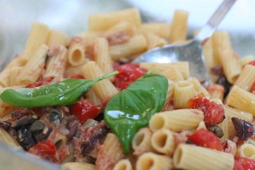 Andrea's pasta