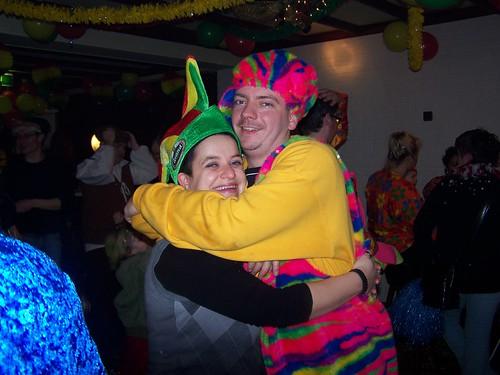 Carnaval met Bjorn...