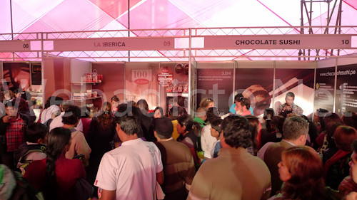 Rincón del chocolate - Mistura 2010