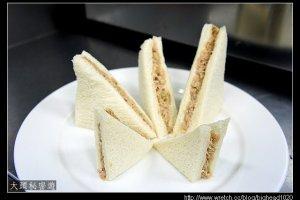 [西餐]三明治類 鮪魚沙拉三明治