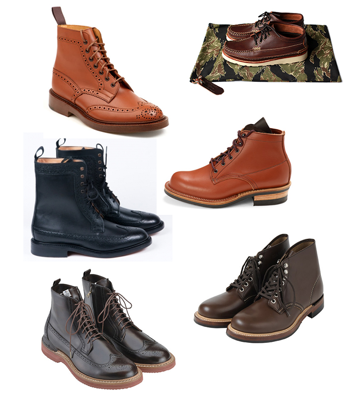 2010_09_23 Mens Winter Shoes 2010 - Miesten Talvikengät 2010