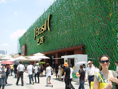 Brazil Pavilion at Shanghai World Expo