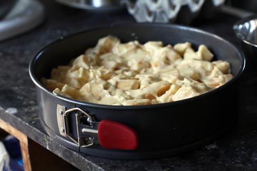 apple cake pan