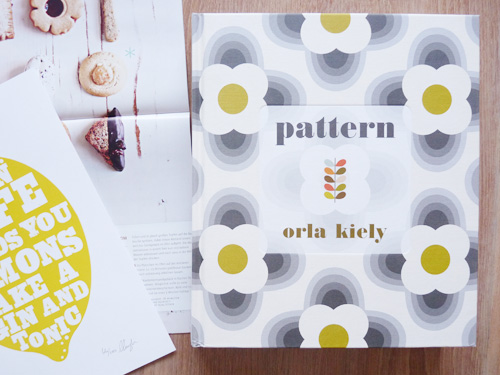 New Pattern Book by Orla Kiely