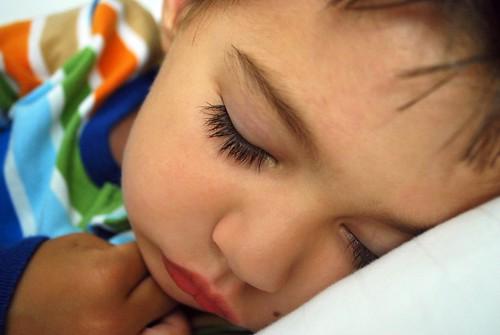 Sleeping Nico