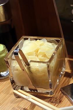 Japanese ginger
