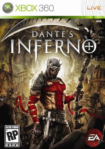 Dante's inferno - box