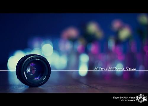 50 Days, 50 Photos, 50mm