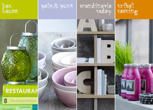 Villa Collection & Northern European Design Trends (Fall 2010)
