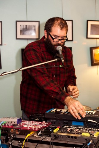 Casiotone for the Painfully Alone @ Raw Sugar Cafe