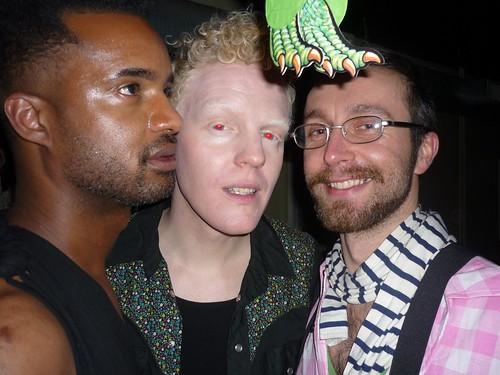 Robert, Gentleman Reg, Danny