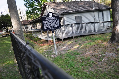 Ray Charles Childhood Home, Greenville, Fla.